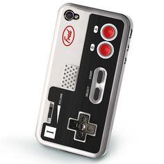 Capa para iPhone 4 e 4S Recover Video Game Joystick