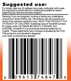 TLS Tonalin CLA Review Buy vagy egy átverés