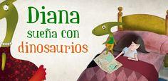 Diana sueña con dinosaurios