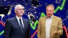 Pence Hammers Kaine's Dismal Jobs Record ~ Indiana governor ties Virginia's 98,000 lost jobs under Kaine to the failed Obama-Clinton recovery