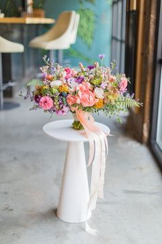 Captured beautifully by Kailee DiMeglio Photography , today's colorful Philadelphia engagement shoot is the kind that will leave you fe. Wedding Bouquets, Wedding Flowers, Wedding Day, Wedding Flower Inspiration, Wedding Vendors, Weddings, Engagement Shoots, Wedding Colors, Flower Arrangements