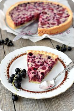 Tarte mit Früchten und weißer Schokocreme                                                                                                                                                                                 Mehr
