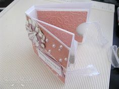 This week, our CropStop guest designer, Shanna, shares a tutorial for making a Tea Bag Fold card.  Follow along with her easy step by step t...