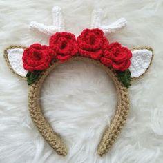 Luty Artes Crochet: Arcos de cabelos de crochê