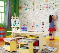 Фотография:  в стиле , Детская, Советы, Роспись, Декоративная штукатурка, идеи для детской, Елена Булагина, Отделка стен,…