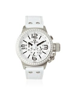 T.W. Steel Women's TW10R Canteen White Stainless Steel Watch, http://www.myhabit.com/redirect/ref=qd_sw_dp_pi_li?url=http%3A%2F%2Fwww.myhabit.com%2F%3F%23page%3Dd%26dept%3Dwomen%26sale%3DA30V8ZJG198442%26asin%3DB00BC4KK1C%26cAsin%3DB00BC4KK1C