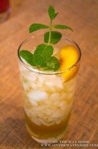 ... Mint Iced Tea | house wife | Pinterest | Mint Iced Tea, Iced Tea and