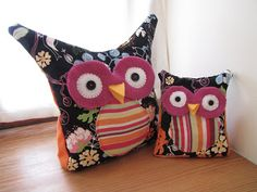 Sewn By Rosie: Free Owl Door Stop Pattern