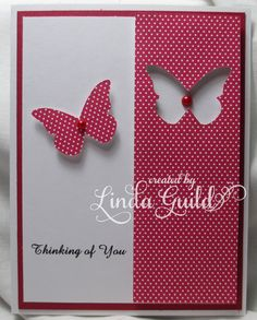 Nothin' Fancy: MDS Butterfly Punch Card - 30 Minute Card