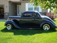 '35 Ford 5 window