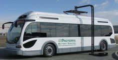 Proterra electric bus Ecoride