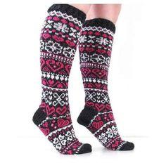 New Crochet Socks Free Pattern Knee Highs Leg Warmers Ideas Crochet Socks Pattern, Crochet Shoes, Crochet Slippers, Baby Knitting Patterns, Knitted Bags, Knitted Blankets, Fair Isle Pattern, Patterned Socks, Girl With Hat