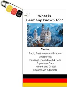 Germany Trading Card Swaps for your Thinking Day Event. Every country available… Girl Scout Swap, Girl Scout Troop, Vbs Themes, School Themes, School Ideas, International Craft, International Festival, Germany For Kids, Gs World