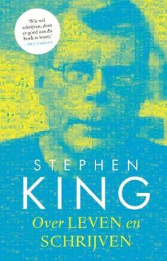 Over leven en schrijven Face Id, Thrillers, Breakup, Writing, Reading, Quotes, Books, Stephen King, 3d Printing