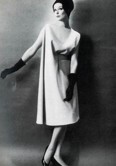 Dress by Pierre Cardin, 1960