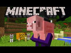 Minecraft 1.8.1 Pre-Release: Pet Teleport, Bedrock Log Escape Exploit, Angry Wither, Lightning Bug - YouTube