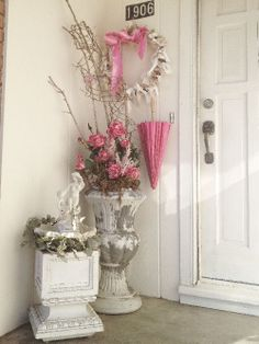 Cottage Valentine Decorating Ideas