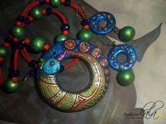 Ethnic Peacock Design
