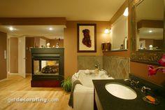 Master Bathrooms, Master Bathroom Photos - getdecorating.com