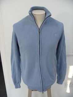 752b406b2aa PRINGLE of Scotland Mens Golf CARDIGAN JACKET SECOND FACTORY RETURN SIZE M  42