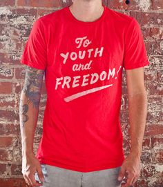 CXXVI. I would wear anything these fellas put out. Genius. @Jon Smith Contino