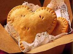Valentine's Day Recipes and Romantic Dinners:  Heart Shaped Chicken Pot Pies