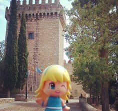 Cuenca in Castilla-La Mancha Tweety, Four Square, Fictional Characters, Instagram, Art, Waterfalls, Art Background, Kunst, Performing Arts