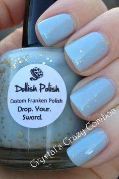 Dollish Polish Drop Your Sword