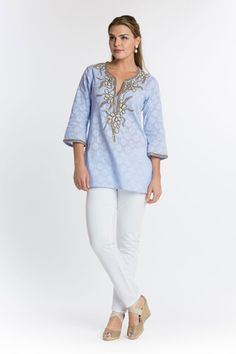 Chloe Tunic Sulu Collection $298