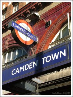 camden town. that's where madness is from. would love to cruise around there for a day.