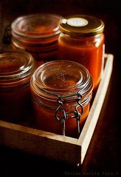 Ketchup casero | Recetas con fotos paso a paso El invitado de invierno