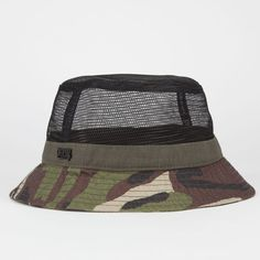 Camo OFFICIAL Mesh Mens Bucket Hat on shopstyle.com