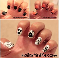 I'm not a professional--just a girl who loves to paint her nails and share them with the world! Beauty Nails, Hair Beauty, Ring Finger Nails, Beauty Advice, Halloween Nails, Toe Nails, Pretty Nails, Hair And Nails, Manicure