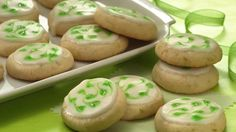 Ring in the holidays with the refreshing and cool taste of citrus cookies.