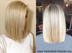 Das Perfekte Medium Blonde Frisuren 2017   Hochsteck Frisuren