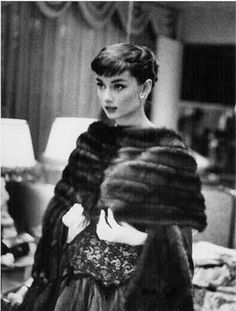 Of course Audrey <3