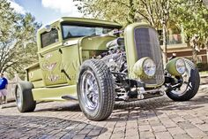 '31 Ford Model A.