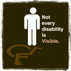RSD/CRPS #invisible #disability #chronic_pain #RSD #CRPS