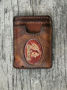 Custom Front Pocket Wallet Built From Old Baseball Gloves-Vvego #fashion #style #mlb #mlbshop #baseball #baseballcap #baseballmoms #wallets #coolwallets #frontpocketwallets #mensfashion #womensfashion #weddinggifts #accessories #christmas #christmasgifts #christmasgiftsforguys #edc #everydaycarry #softball #fathersday Find Us On Instagram @vvegogear Or On Facebook https://www.facebook.com/Vvego.International/