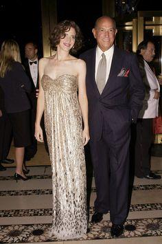 Eliza Reed Bolen and Oscar de la Renta, 2004 - The Cut