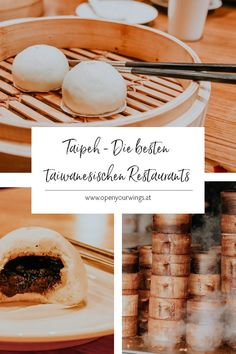 Restaurants gibt es in Taipeh wie Sand am Meer. Doch wo schmeckt es wirklich und wo ist die Küche noch authentisch? Ich zeige dir 3 traditionelle, taiwanesische Restaurants in Taipeh, die noch halten, was sie versprechen! Restaurant, Tricks, Travel Inspiration, Hotels, Nature, Food, Holiday Travel, Singapore, Inspirational