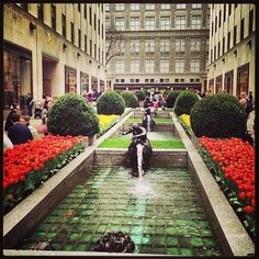 Did you know We're a short #walk away from #Rockefeller Center?