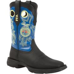 Lady Rebel by Durango Women's FFA Western Boots – Style #RD034 - Durango Boot Company