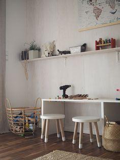 Kinderzimmer // DIY Werkbank by 'a pinch of style'