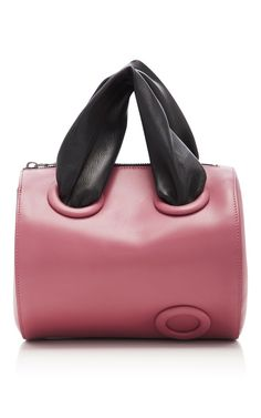This **Boyy** Romone bag is rendered in calfskin and features soft leather straps and a cylindrical silhouette. Fashion Handbags, Fashion Bags, Fashion Backpack, Fashion Fashion, Fashion Outfits, Unique Purses, Unique Bags, Spring Handbags, Purses And Handbags