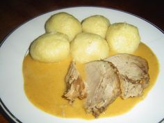 Czech Recipes, No Salt Recipes, Pork Tenderloin Recipes, What To Cook, Food Videos, Food And Drink, Treats, Dishes, Baking