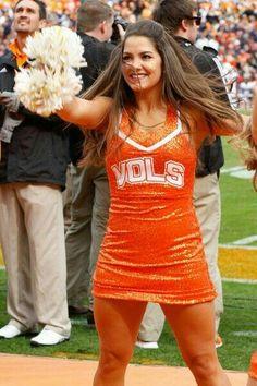 A look at our favorite cheerleaders from week 11 of the college football season. College Cheerleading, Cheerleading Pictures, Football Cheerleaders, Cheer Pictures, Heather Graham Hot, College Football Season, Ncaa College, Tennessee Volunteers Football, Kobe Bryant Pictures