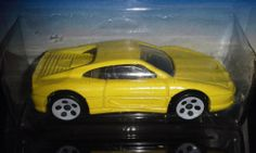 HOT WHEELS 1995 FIRST EDITIONS FERRARI 355 LOT OF 3 ,White 5DOT's,5SP's & 7SP's