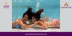 SUBMERGE YOURSELF IN SATISFACTION!  When you enjoy a Thailand Holiday Homes vacation, you dive into a world of fun, freedom and sheer fantasy. Worlds Of Fun, Around The Worlds, Travel Inspiration, Thailand, Freedom, Homes, Fantasy, Vacation, Holiday