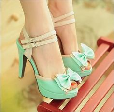 Love them!! Amazing vintage high heels | Fashion and styles